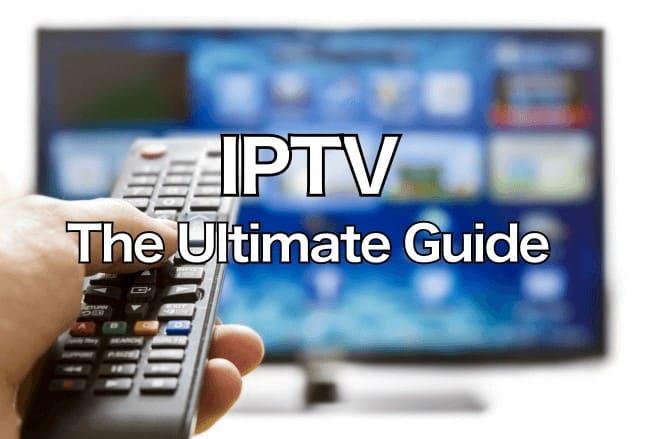 iptv streaming guide