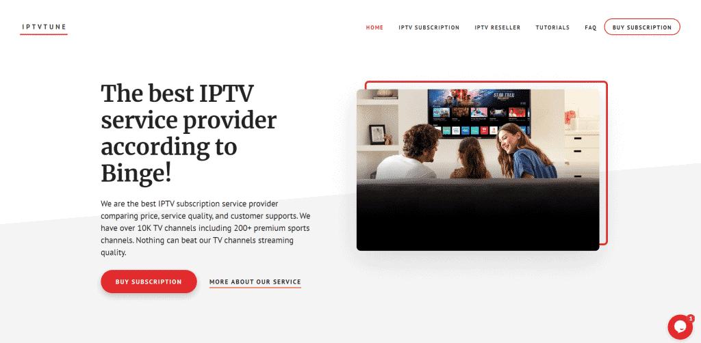 IPTVtune