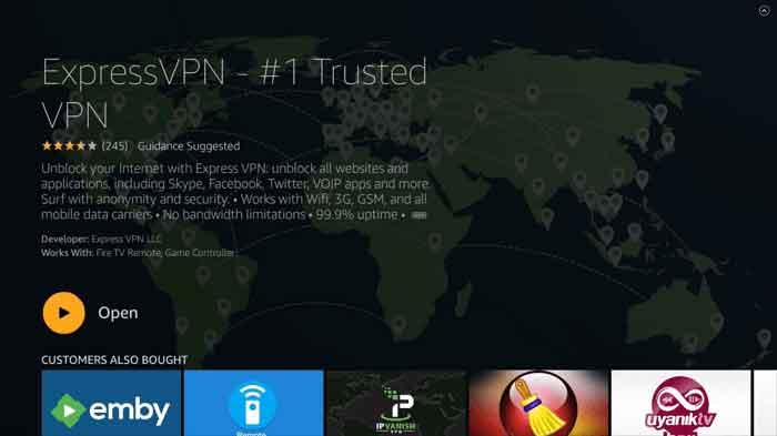 Express VPN Recommendation