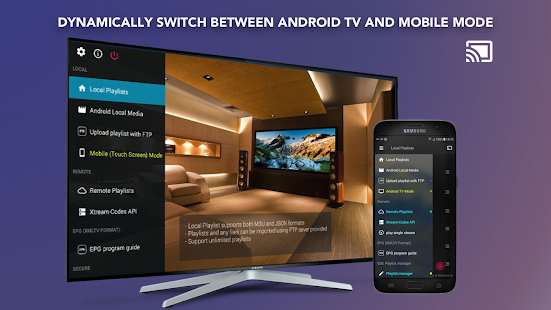 SMART IPTV on Firestick, Android, and iOS
