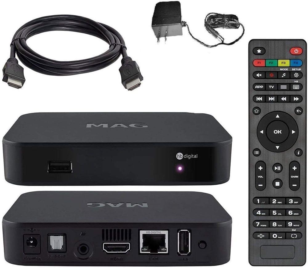 MAG 322 IPTV Box